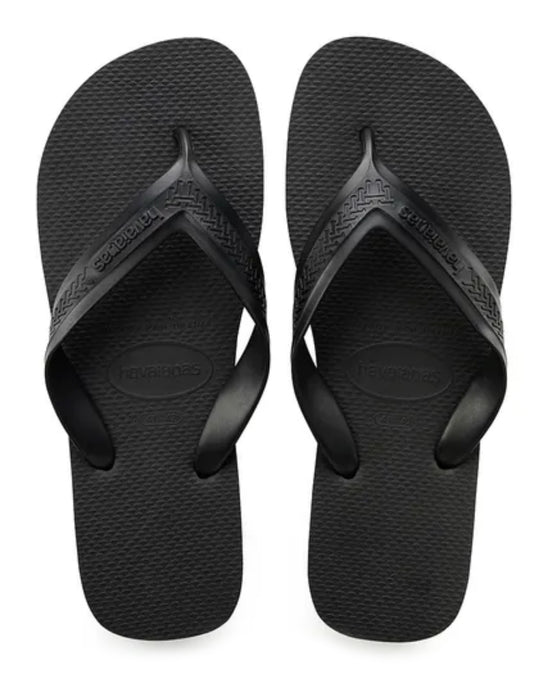 HAVAIANAS TOP MAX in BLACK-2