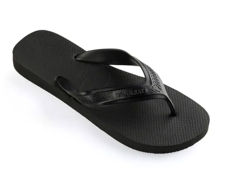 HAVAIANAS TOP MAX in BLACK-1
