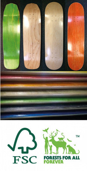 New deck images, see the shape and quality - Custom Skateboard Printing