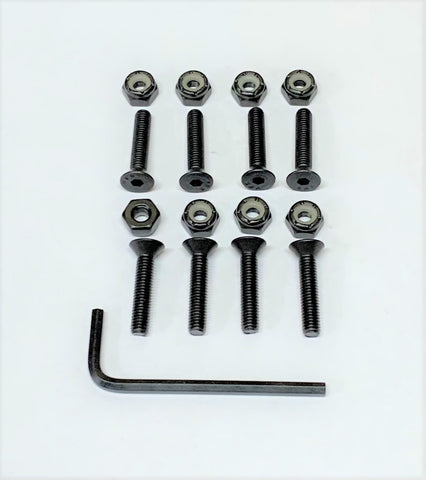 "Your Custom Skateboard 1"" Truck Bolts"
