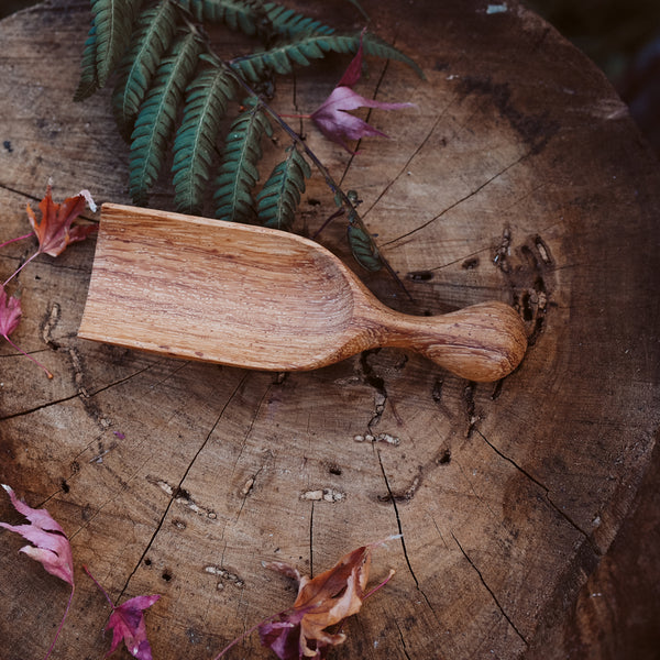 Handcrafted Scoop Spoon-Toys-Wild Mountain Child
