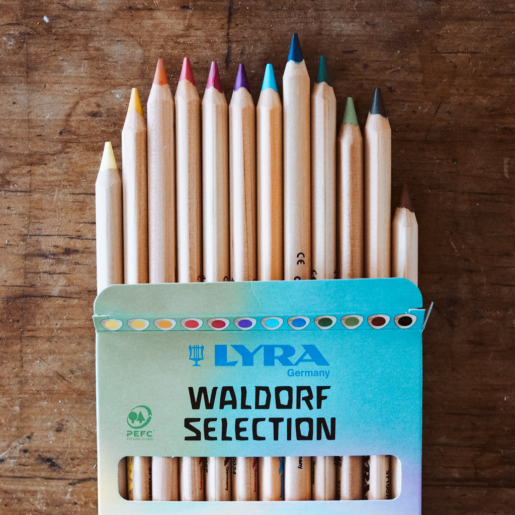 Lyra Super Ferby Waldorf 12 colours