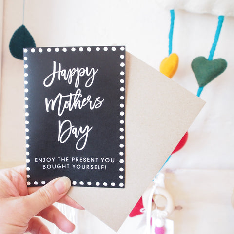 Mothers Day Card-Gift Card-Wild Mountain Child