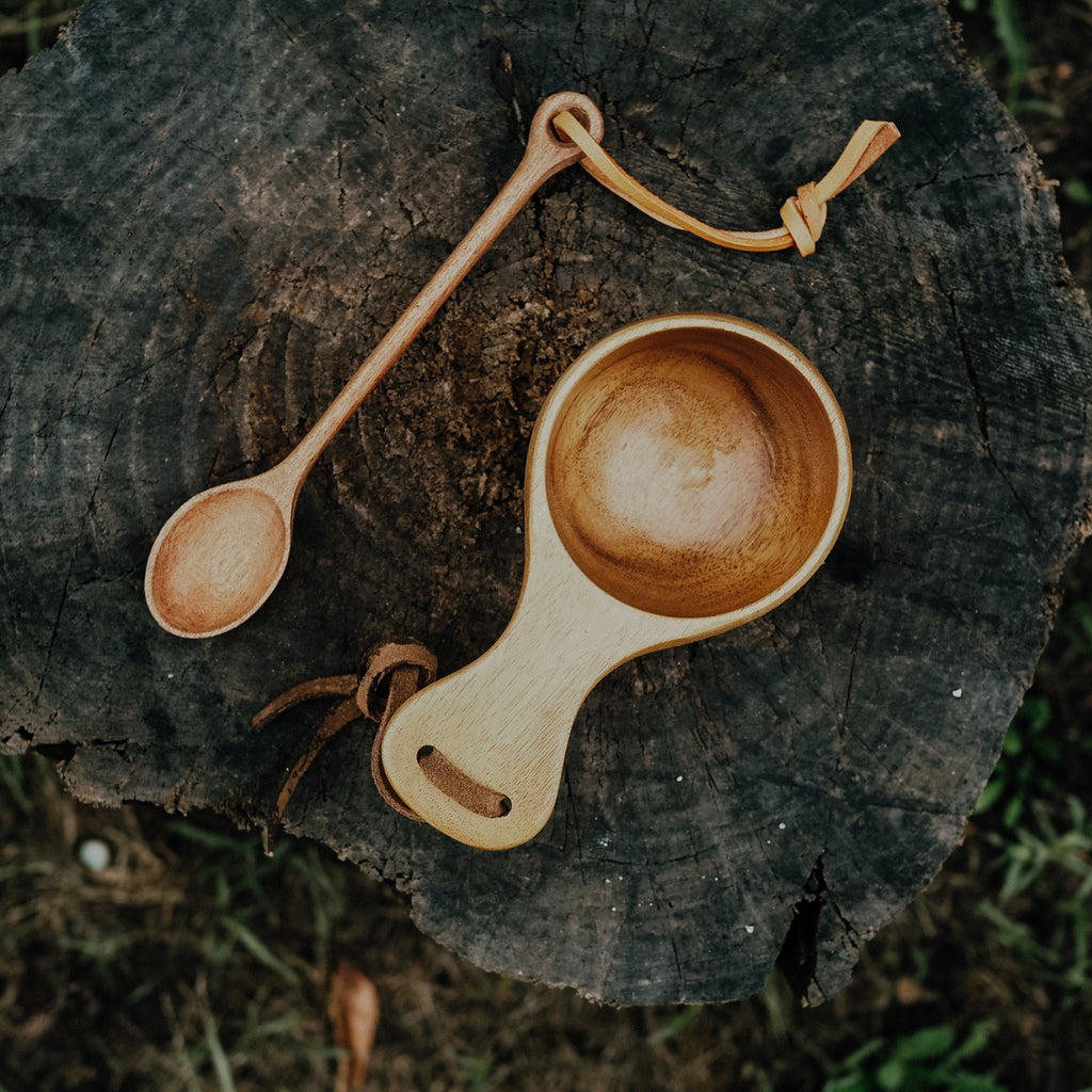 Handcrafted Hanging Spoon