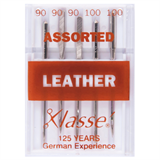 Machine Needles - Leather Assorted