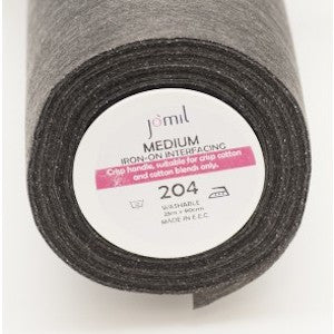 Fusible Interlining - Medium - Sold by Half Metre