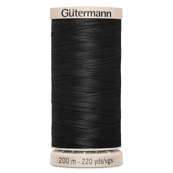 Gutermann Quilting Thread 200m - Various Colours