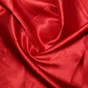 Satin - Red - 0.4m Rem 40913