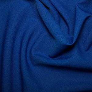 Remnant 61004 1.5m Heavyweight Polyester Royal Blue 150cm Wide