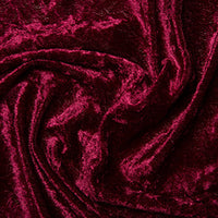 Crushed Velvet - Select Colour