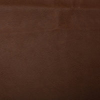 Leatherlook Matt FR PVC - Brown