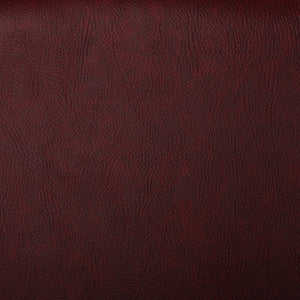 Leatherlook Matt FR PVC - Wine -Sold by Half Metre