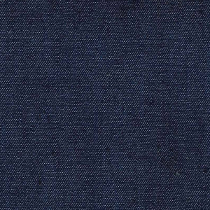 4oz Washed Denim - Dark - Sold by Half Metre