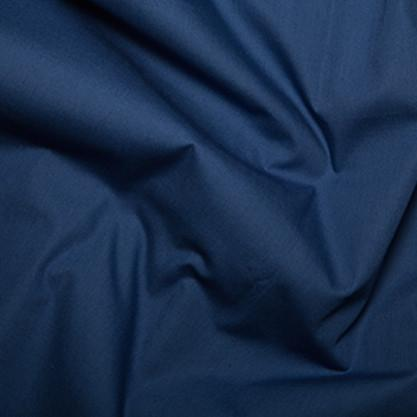 Remnant 1510225 0.9m 100% Cotton Poplin Navy 112cm Wide