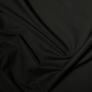 Remnant 160103 3m Black Georgette approx. 150cm Wide