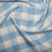 "1"" Gingham - Select Colour"