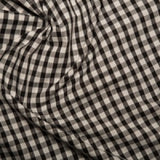 "1/4"" Gingham - Select Colour, Sold by Half Metre"