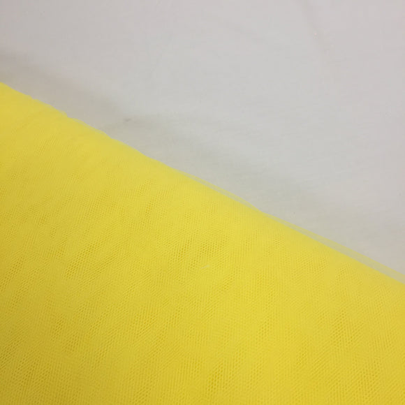 Remnant 81248 1.75m Dress Net Yellow 140cm Wide