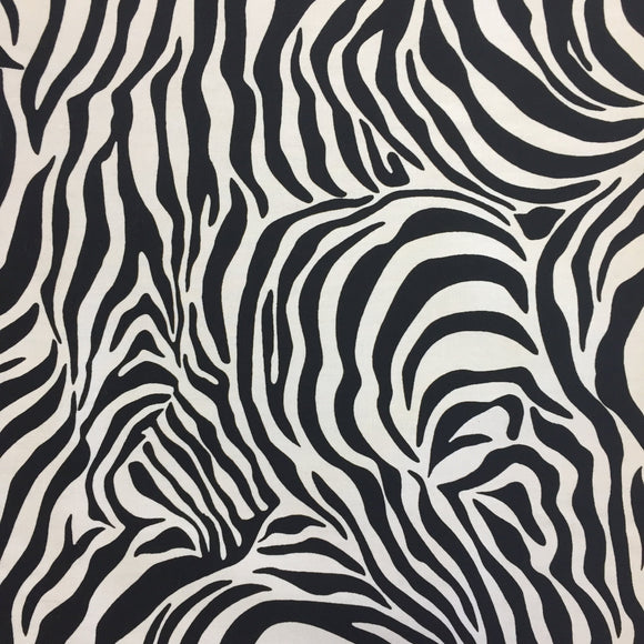 100% Cotton Fat Quarter - Zebra