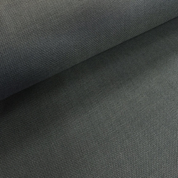 Polyester Wool Mix - Blue/Grey