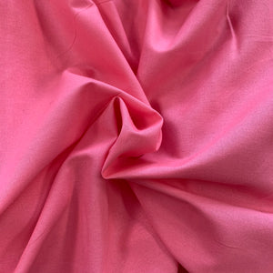 100% Cotton - Craft Cotton - Candy Pink - Sold by Half Metre