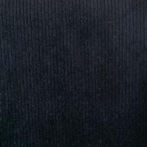 Corduroy - Navy - Sold by Half Metre