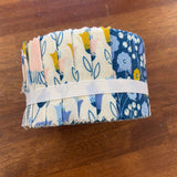 Fabric Roll - Anna Bella Springtime Blue