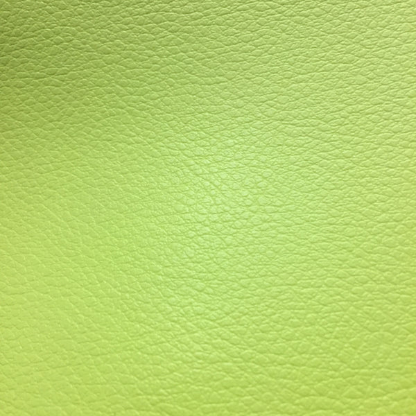 Leatherlook Matt PVC - Avocado