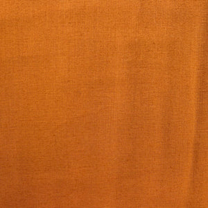 SALE - 100% Cotton - Rust - Sold by Half Metre