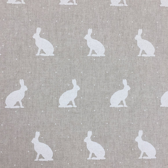Linen look - Rabbits