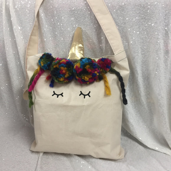 Children's Unicorn Tote bag Workshop - Easter Holidays