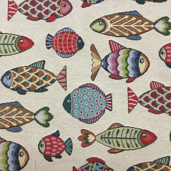 Tapestry - Fish