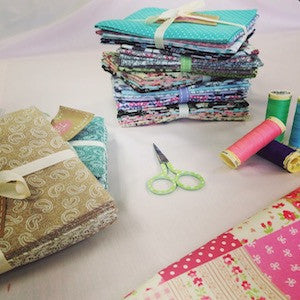 Patchwork with Pauline - Monday