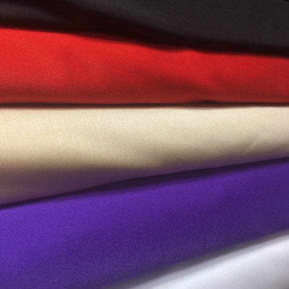 Lycra - Select Colour - Sold By Half Metre
