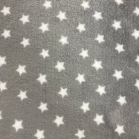 Super Soft Fleece - Star