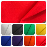 Acrylic Felt - Select Colour - Sold By Half Metre