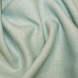 100% Linen - Mint  - Sold by Half Metre