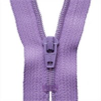"12"" / 30cm Nylon Zip  - Select Colour"