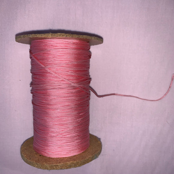 1.5mm Polyester Roman Blind Cord - Pink