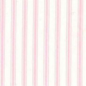 100% Cotton Fat Quarter - Narrow Pink Stripes