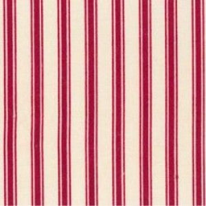 100% Cotton Poplin Stripes - Select Colour
