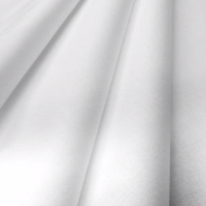 Curtain Lining White - Regular - Sold by Half Metre