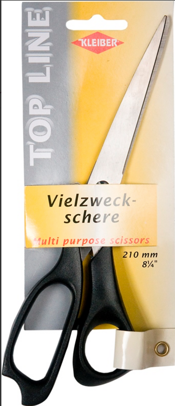 Kleiber 8.25'' Multi-Use Scissors