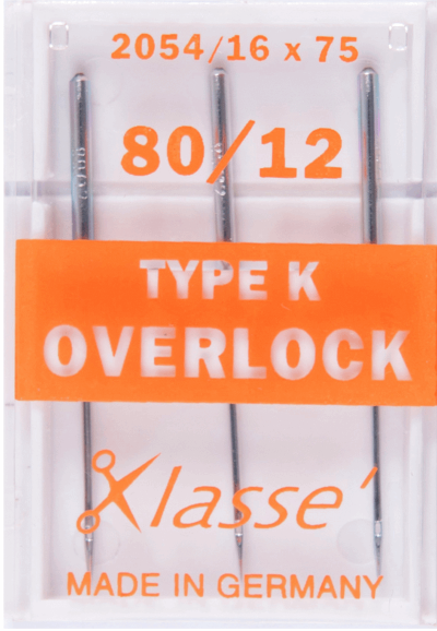 Overlock Needles - Type K