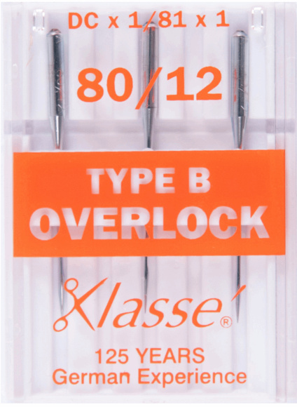 Overlock Needles - Type B