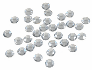 Acrylic Jewels - Clear 10mm