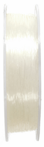 Stretch Cord -25m - Clear