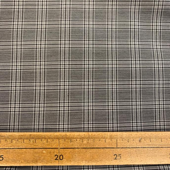 Paul Smith Design Polycotton Check