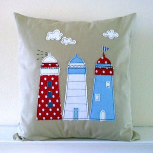 Children's Appliqued Cushion Workshop