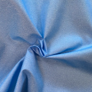 SALE 100% Cotton  - Glitter Print - Blue - Sold by Half Metre
